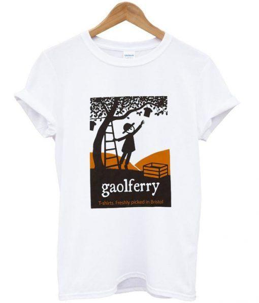 Gaolferry t-shirt ZNF08