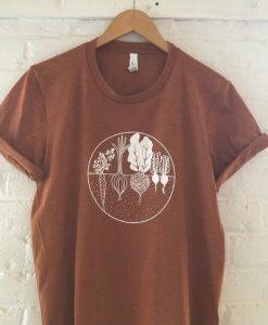 Garden T-Shirt ZNF08