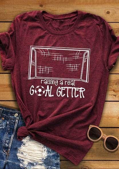 Goal Setter T-Shirt ZNF08