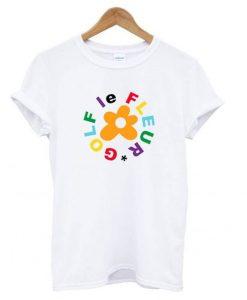 Golf Le Fleur T shirt ZNF08