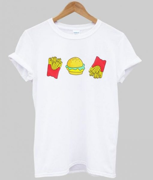 fast food t shirt ZNF08
