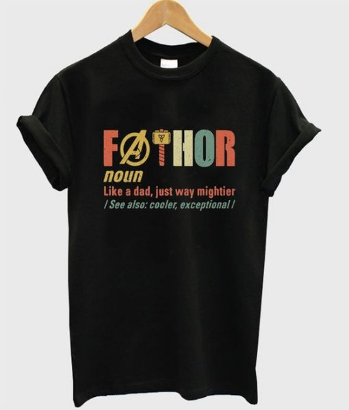 fathor t-shirt ZNF08