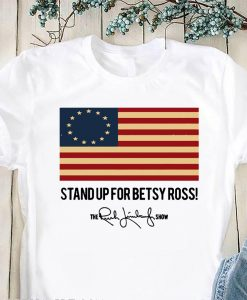 Rush limbaugh betsy ross shirt