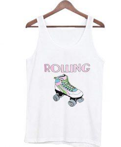 rolling tanktop