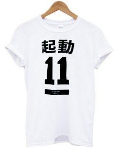 11 tshirt THD
