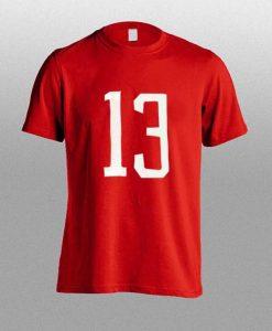 13 T shirt THD