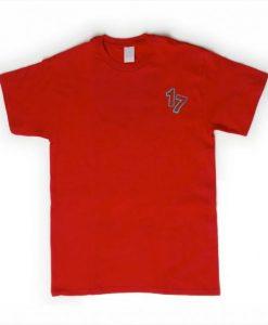 17 tshirt THD