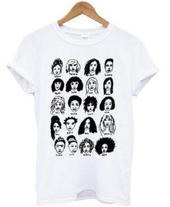 20 Face Reaction T-Shirt THD