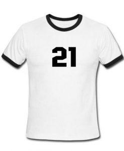 21 pilots T shirt THD 2