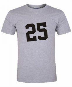 25 tshirt THD
