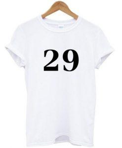29 tshirt THD