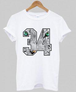 34 T shirt THD