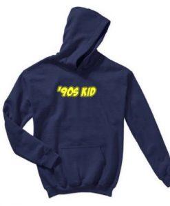 '90s kid hoodie THD