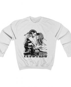A-Star-Is-Born-Shallow-Fan-Art-Unisex-Heavy-Blend-Sweatshirt THD