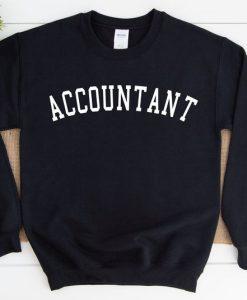 Accountant-Crewneck-Sweatshirt THD