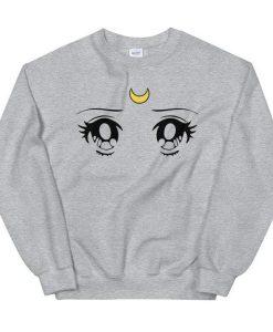 Aesthetic-Anime-Eyes-Unisex-Sweatshirt THD