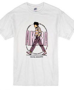Akira Anime Tshirt