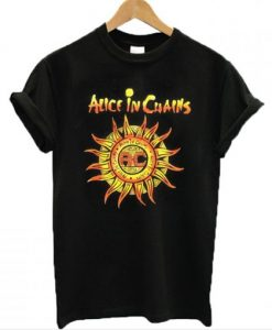 Alice In Chains Vintage T-Shirt KM