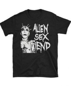 Alien Sex Fiend Graphic T-Shirt