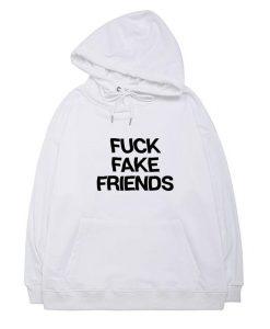 Autumn Fu Fake Friends HOODIE THD