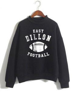 Friday Night Lights East Dillon Football Sweatshirt - Copy