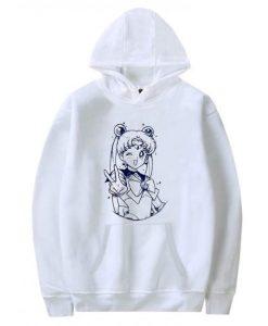 Japanese Sailor Moon Hoodie