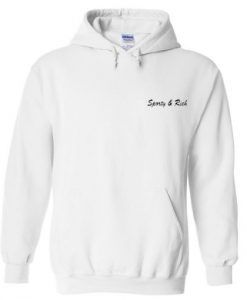 Sporty and Rich Hoodie THD 2