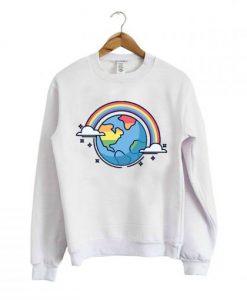 Tyler Oakley World Sweatshirt KM - Copy - Copy
