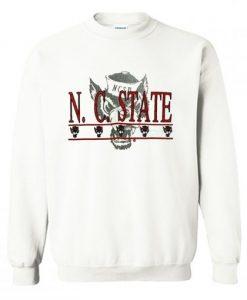 Vintage 90s NC State Sweatshirt