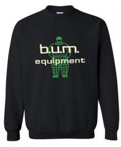 Vintage BUM Equipment Sweatshirt KM - Copy