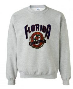Vintage Florida Gators Basketball Sweatshirt KM