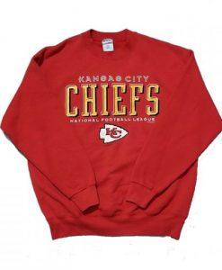 Vintage Kansas City Chiefs Sweatshirt