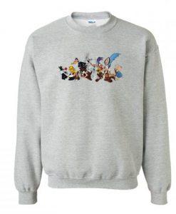 Warner Bros Looney Toons Sweatshirt