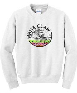 White Claw Hard Seltzer sweatshirt