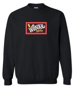 Willy Wonka Bar Sweatshirt