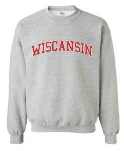 Wiscansin Sweatshirt