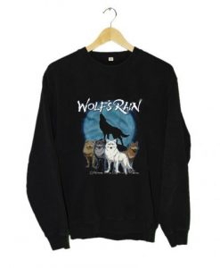 Wolf's Rain Kiba Fans Sweatshirt