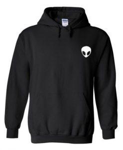 alien head hoodie THD 2