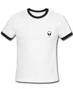 alien ring tshirt