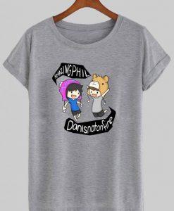 amazing phil T shirt