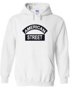 american street hoodie THD