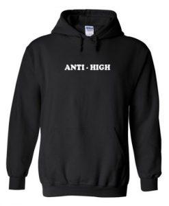anti high hoodie THD