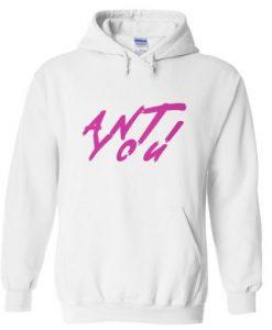 anti you hoodie THD