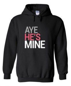 aye she's mine hoodie THD