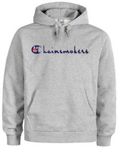 chainsmokers hoodie THD