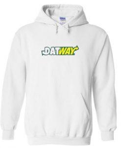 datway hoodie THD