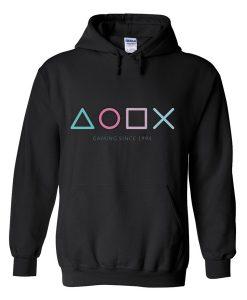 gaming since 1994 hoodie
