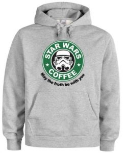 star wars coffee hoodie THD