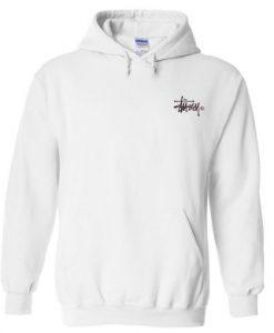 stussy logo hoodie THD