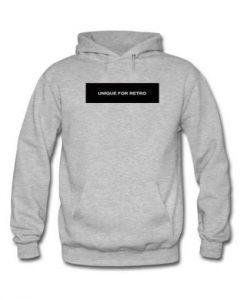 unique for retro hoodie THD